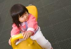 Baby play Royalty Free Stock Photo