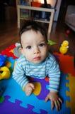 Baby playing mat Royalty Free Stock Image