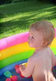 Baby pool Royalty Free Stock Photography