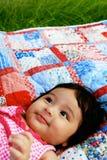 Baby portrait. Stock Photos