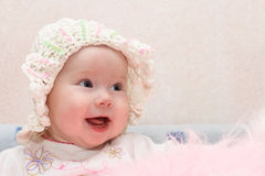 Free Baby Portrait Royalty Free Stock Image - 12891896