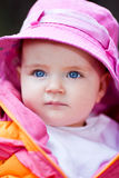Baby portrait Royalty Free Stock Image