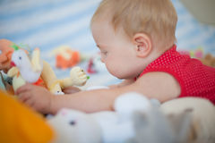 Baby portrait Royalty Free Stock Photo