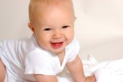 Baby-Portrait Stockbild