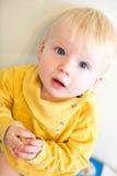 Baby portrait. Stock Photography