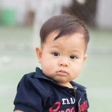 The baby portrait Stock Image