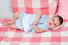 Baby portrait Royalty Free Stock Photos