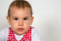 Baby portrait Royalty Free Stock Photography