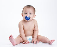 Baby portraits Stock Images