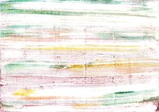 Baby powder abstract watercolor background Royalty Free Stock Photos