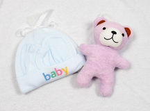Baby products Stock Photos