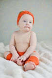 Baby pumpkin Royalty Free Stock Photography
