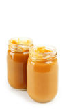 Baby puree Royalty Free Stock Images