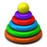 Baby pyramid Stock Photo