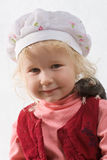 Baby and rat Stock Images