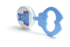 Baby Rattle Royalty Free Stock Photo