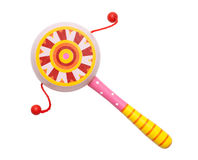 Baby rattle Royalty Free Stock Images