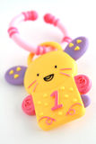 Baby rattle Stock Images