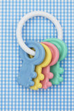 Baby Rattle Stock Photography