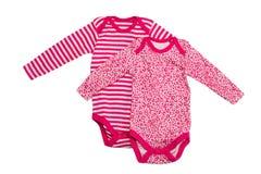 Baby romper Royalty Free Stock Photos