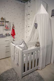 Baby room Stock Photography