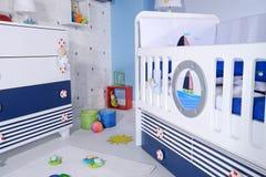 Baby room stock photos