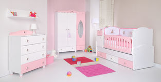 Baby room Royalty Free Stock Photography