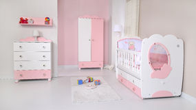 Free Baby Room Royalty Free Stock Photos - 28549188