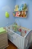 Baby room stock photo