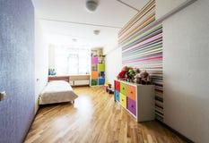 Baby's bedroom Royalty Free Stock Photo