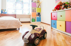 Baby's bedroom Stock Image