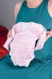 Baby's clothing Stock Photo