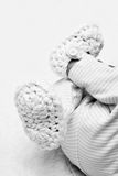 Baby's Feet Royalty Free Stock Photography