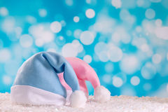 Baby's first Christmas Royalty Free Stock Images