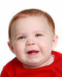 Baby's first teeth Stock Photography
