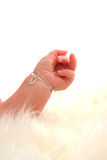 Baby's hand Royalty Free Stock Images