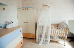 Baby's room Stock Image