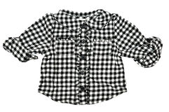 Baby's shirt Royalty Free Stock Image