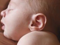 Baby's sleep Stock Photography