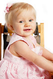 Baby's smile Royalty Free Stock Photo