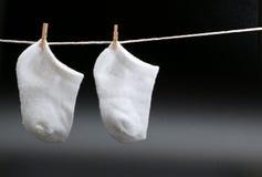 Baby's Socks Stock Photography