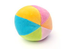 Baby S Soft Ball Stock Photography