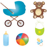 Baby's world Royalty Free Stock Photo