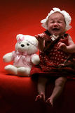 baby sad Στοκ εικόνες με δικαίωμα ελεύθερης χρήσης