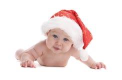 Baby santa 8 Royalty Free Stock Photo