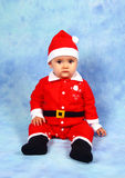 Baby Santa Claus Royalty Free Stock Image