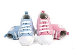 baby schoenen Stock Foto
