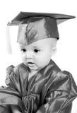 Baby scholar Stock Photo