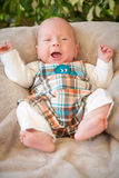 Baby-Schreien Stockbilder