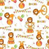 Baby seamless pattern Royalty Free Stock Photo